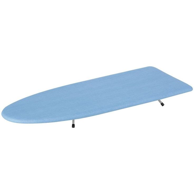 Honey Can Do Blue Tabletop Ironing Board