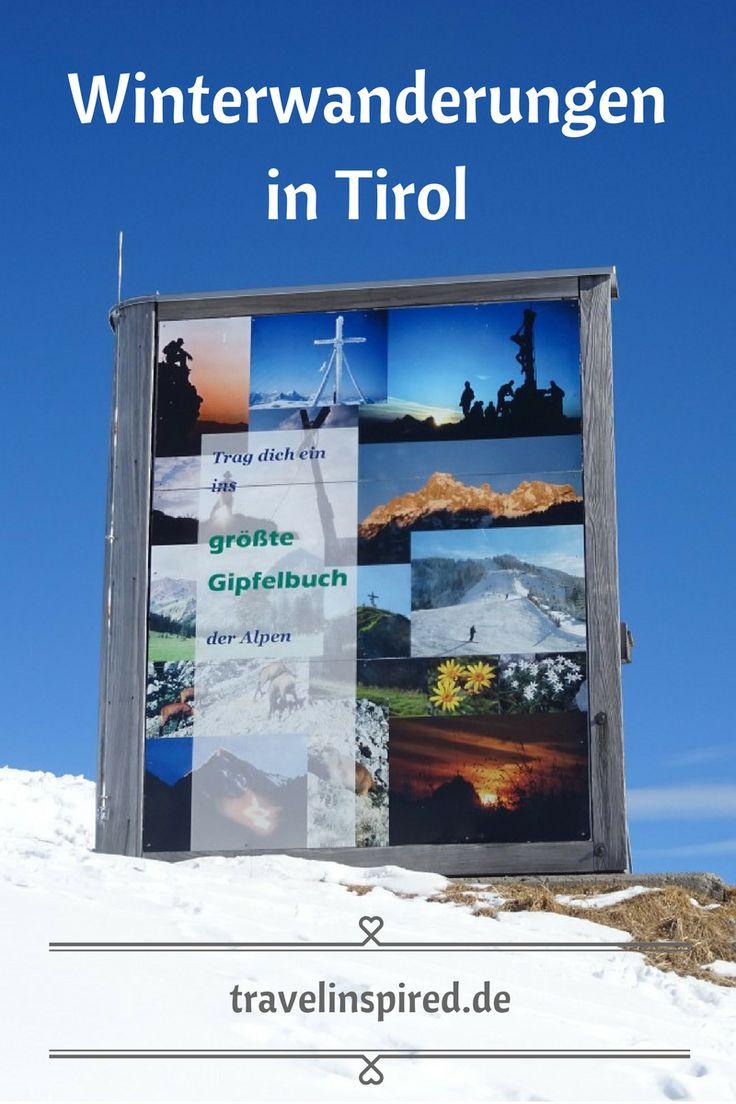 Die schönsten Winterwanderwege im Tannheimer Tal #lovetirol #kitzalpslove