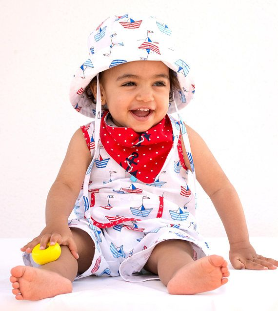 Unisex Kids Clothing Set Outfits Unisex Baby Shower Gift Beach