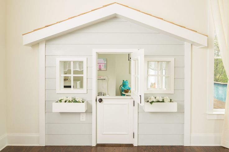 Interior Playhouse Great way to utilize space! Under the stairs  #playhouse #blabla