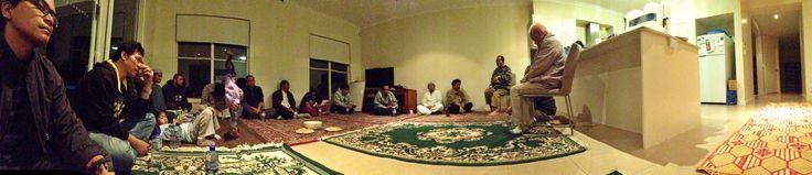 #30DaysChallengeRamadan #Day4 | Al-Majlis  Tarawih dan kajian Ramadan bersama Indonesian Islamic Society of Brisbane dengan pembicara Dr. Saiful Islam Mubarak, Lc