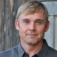 HAPPY BIRTHDAY!!!Ricky Schroder. Movie Actor. BIRTHDAY: April 13, 1970.     BIRTHPLACE:  New York.    AGE:  45 years old.    BIRTH SIGN:  Aries. He was a child star on Silver Spoons and grew up to play a major role on NYPD Blue. He starred in 24 as Mike Doyle and played a role on the western, Lonesome Dove.   BEFORE FAME:  He won the Golden Globe Award for Best New Male Star for his debut role in The Champ when he was nine.
