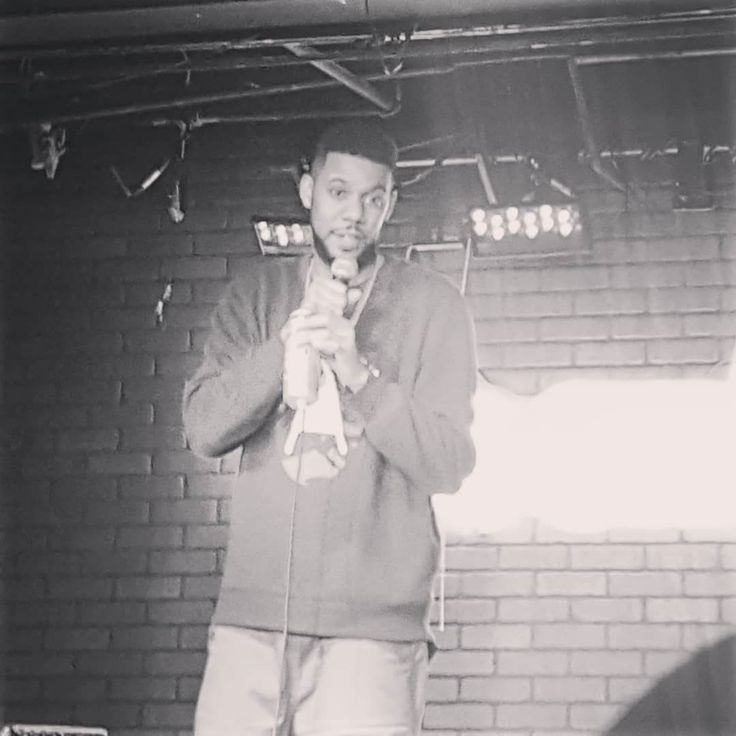 This comedian still has us in tears. @claytonenglish We love your version of heaven and hell. #mrsoe #comedy #toronto #6ix #comedian #treeofdicks