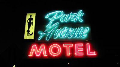 Mad for Mid-Century: Vintage Neon Sign for Sale
