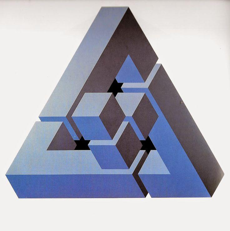 Resultado de imagen de figuras imposibles jose maria - Figuras geometricas imposibles ...