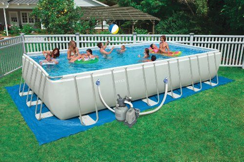 This post will show you 10 best above ground swimming pool. If you are thinking about buying one, this post is useful. Above ground swimming pool has some advantages over in-ground swimming pool. They are cheaper, easier to install and more portable