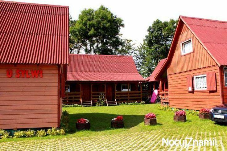 Domki drewniane U SYLWI, Trzęsacz, 10m od morza! - NocujZnami.pl || Noclegi nad morzem ||  #apartamenty #morze #apartments #polska #poland || http://nocujznami.pl/noclegi/region/morze