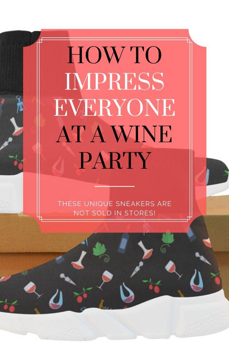 Wine Lover Women S Sock Shoes Wine Lover Trendy Sneakers Wine Lovers Gifts For Wine Lovers Funny Wine Gifts