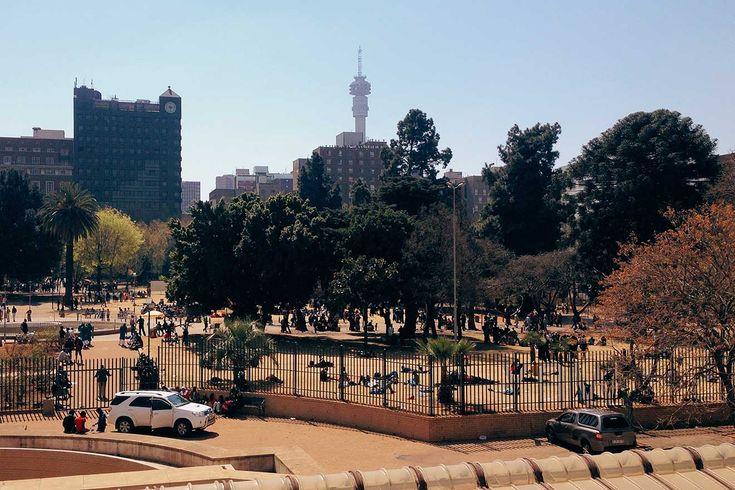 beautiful Johannesburg