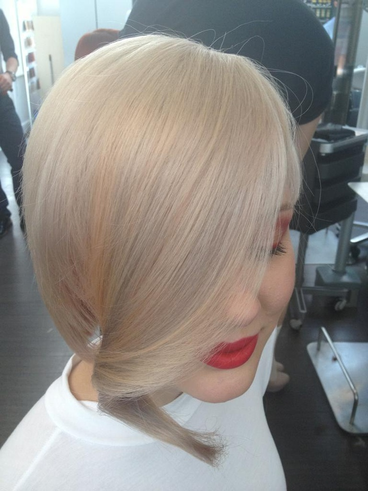 #IlluminaColor blonde by HOB Salons #hair #beauty