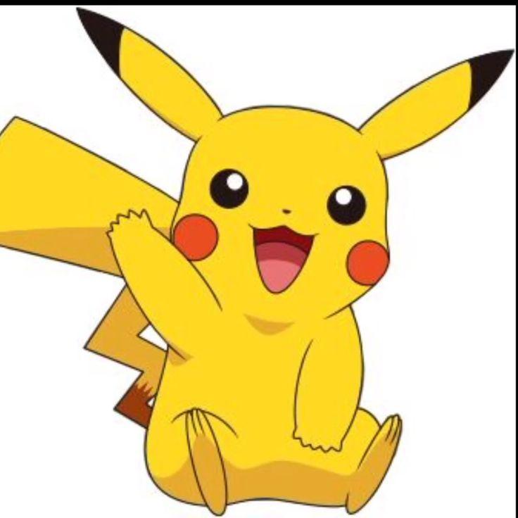 Pikachu the electric mouse Pokemon
