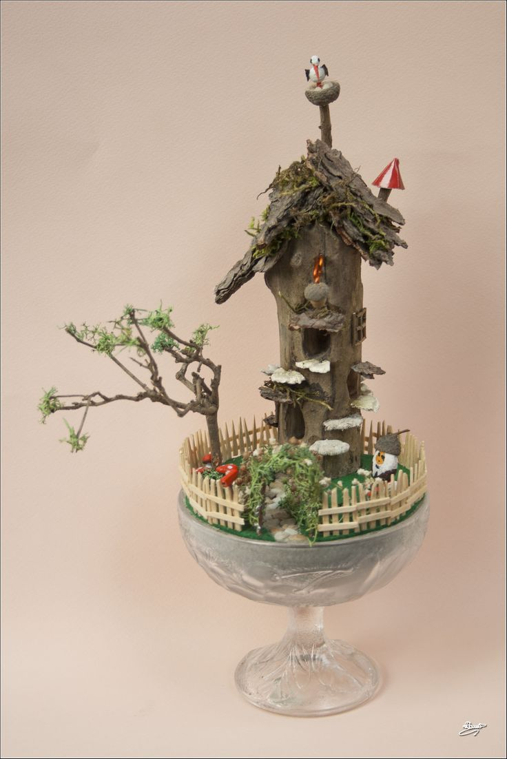 1000 Images About Fairy House Tndrhz Tkhz On Pinterest