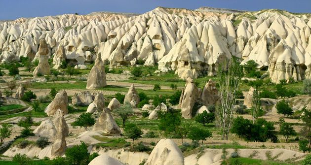 La Cappadoce Turquie