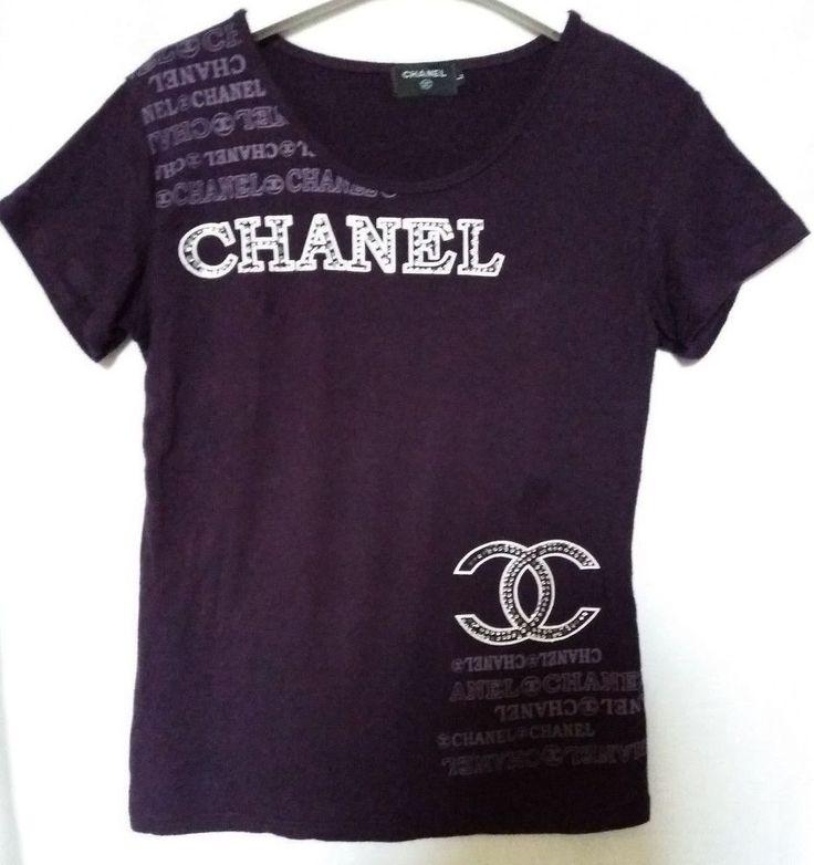 CHANEL Women's T Shirt #twitter#tumbrl#instagram#avito#ebay#yandex#facebook #whatsapp#google#fashion#icq#skype#dailymail#avito.ru#nytimes #i_love_ny #cnn # BBCBreaking #  BBCWorld #  cnnbrk # nytimes # globaltimesnews #     Blouse with Logo  Made in France #CHANEL #Blouse #Casual