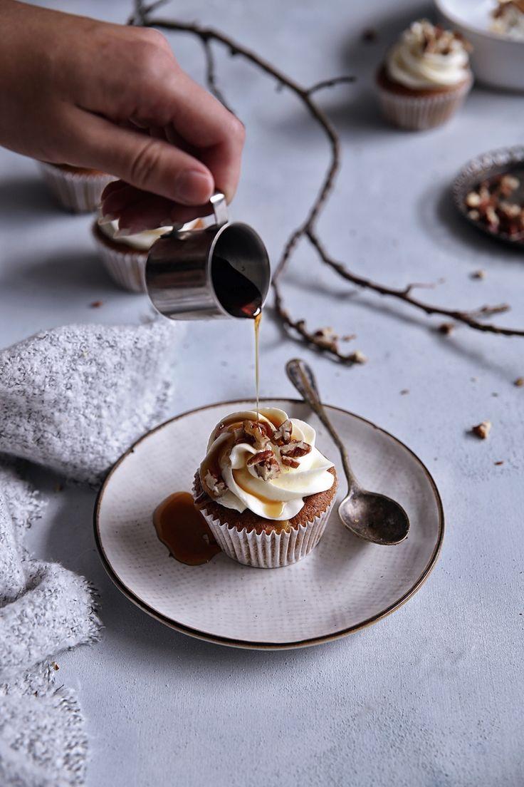 St[v]ory z kuchyne | Pineapple Carrot Cupcakes