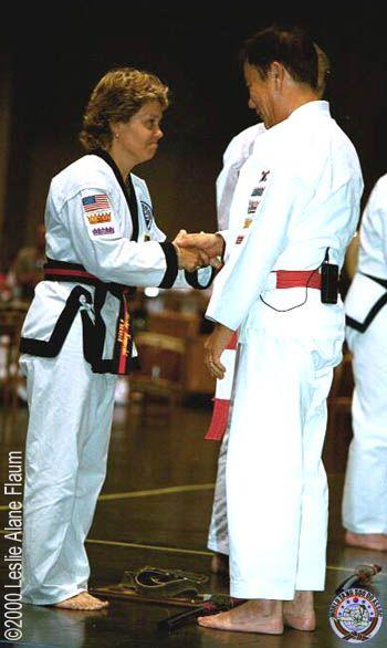 Tang Soo Do Masters