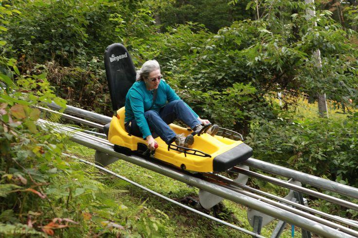 Mountain Coaster- Wisp Resort