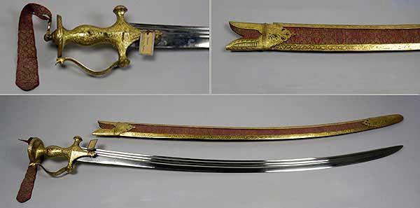 Talwar (Indian) swords http://www.swordhistory.info/wp ...
