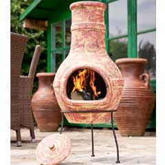 Clay Chimineas Sale | Fast Delivery | Greenfingers.com