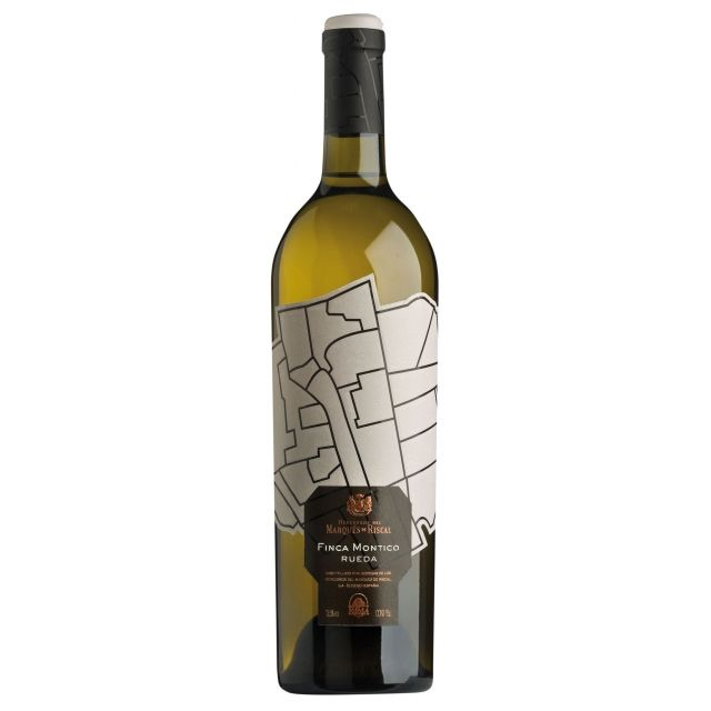 Finca Montico, Marques de Riscal | Rueda, Spain | Buy online by the bottle or mixed case from Hic! Wine Merchants