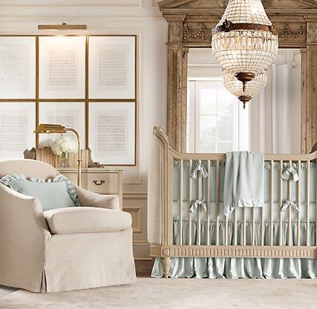 1000 Images About Baby Girl Nursery On Pinterest French Bedrooms