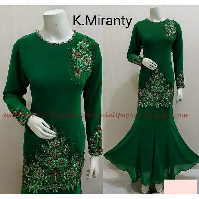 Gulali Pop Collection (d'MOzT): KURUNG MIRANTY (NEW,,,!!!)