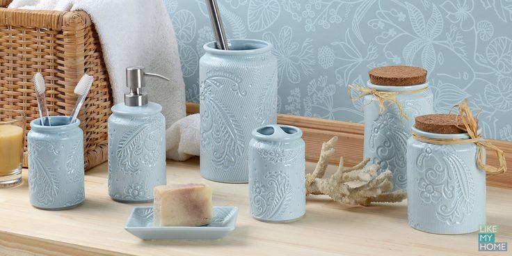 Наборы для ванной купить в интернет-магазине Likemyhome.ru Доставка по всей России.