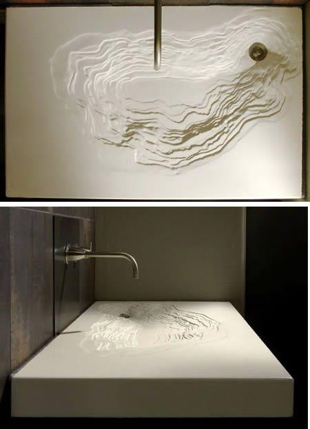 15 Most Creative Sinks (cool sinks, aquarium sink) - ODDEE