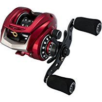 Piscifun Kylin Baitcasting Fishing Reel Right Left Handed Magnetic Brake System Saltwater Baitcaster Reels with Aluminum Frame Good for Casting Rod and Braided Mono Fishing Line