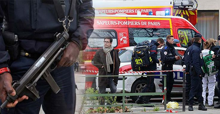 France officials confirmed that they were coincidentally holding emergency drills the day of the Paris attacks -- simulating mass shootings.