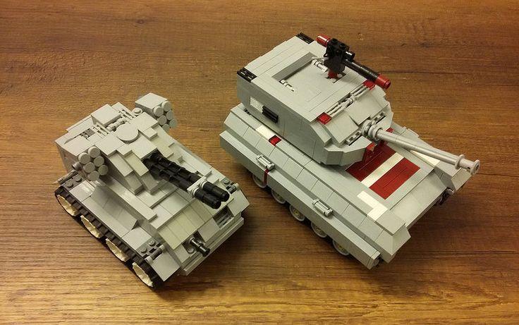 The Armoury: ASE Mars - Main Battle Tank, by Kaplan