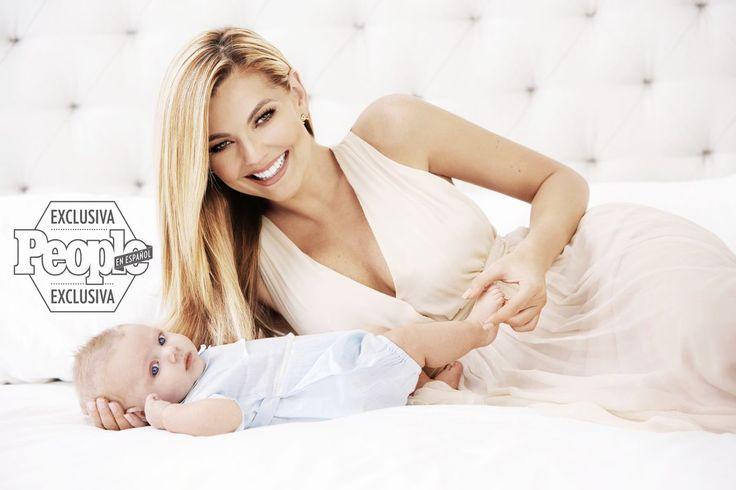 En la casa de Marjorie de Sousa junto a su bebe | People en Español