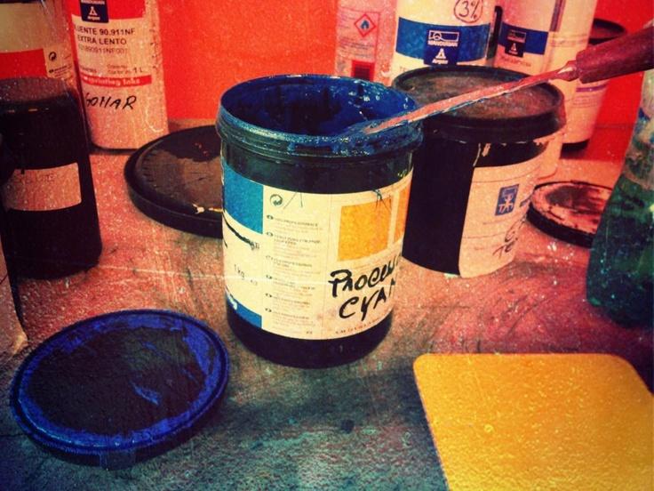 Coloriamo? #TRAST #colori #paint #pittura