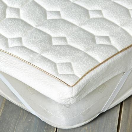 Dorma Temperature Control Memory Foam Super Kingsize Mattress Topper