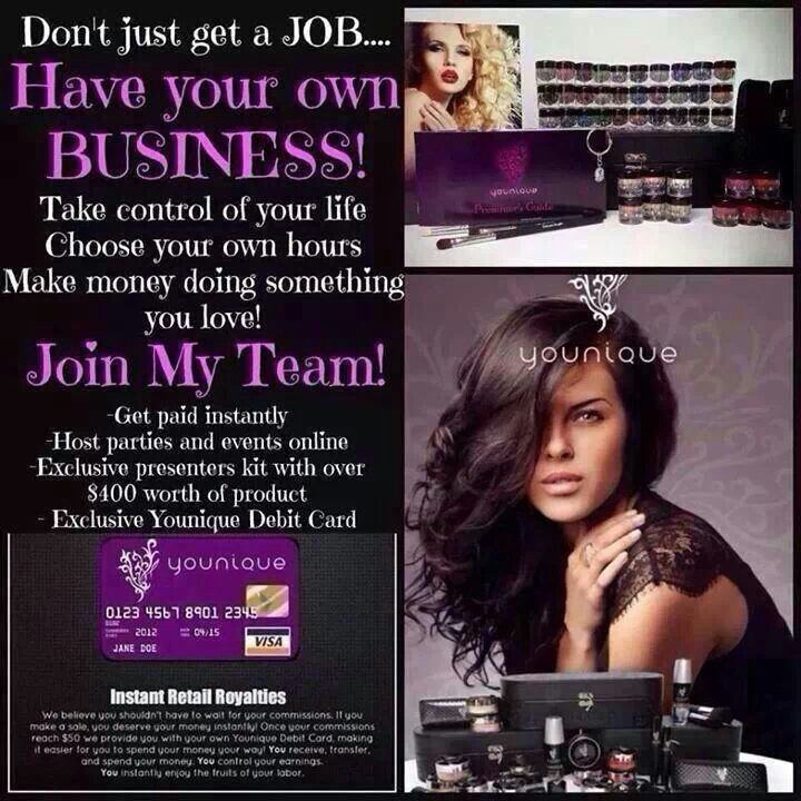 Ask me about it. Message me