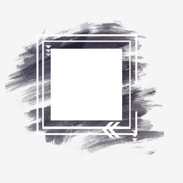 Black And White Frame, Media, Icon, Pack PNG Transparent Clipart