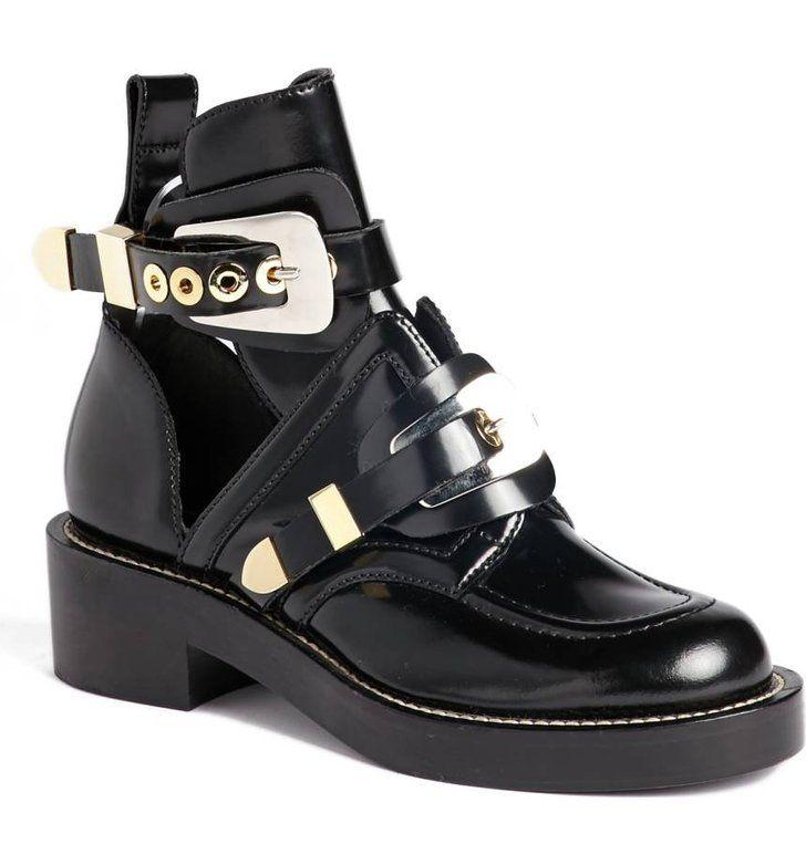 Balenciaga Buckle Boot | Buckle boots