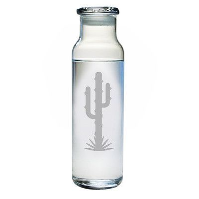 Susquehanna Glass Southwestern 24 oz. Water Bottle