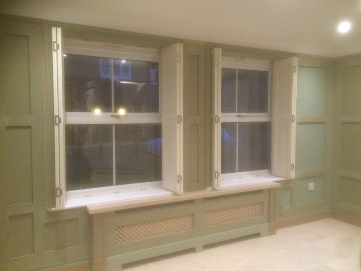 Made To Order Shaker Panelling By The Wall Experts