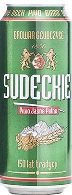 PIWO SUDECKIE / Ważone zgodnie z wiekową tradycją, na podstawie receptury z połowy XIX wieku z produktów najwyższej jakości, które nadają temu piwu złocistą barwę, charakterystyczną wyraźną goryczkę, przejrzystość i doskonały smak. Piwo to powstaje z jęczmienia browarnianego najwyższej jakości rosnącego tylko w mikroklimacie Bramy Morawskiej. W połączeniu z odpowiednim nasyceniem dwutlenkiem węgla doskonale orzeźwia i oddziałuje na zmysły.