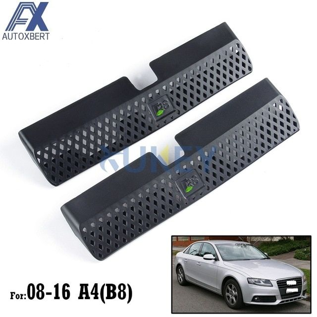 AX 2Pc For AUDI A4 S4 RS4 B8 8K 2008-2016 Car Seat AC Heater