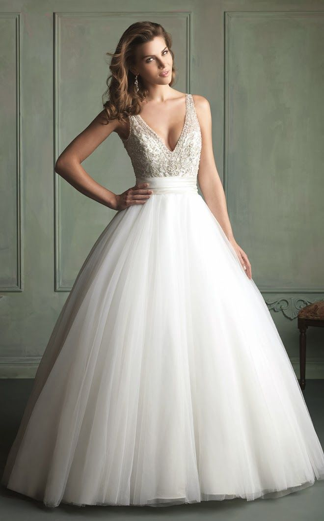 Allure Bridals Spring 2014 - Part 1 | bellethemagazine.com