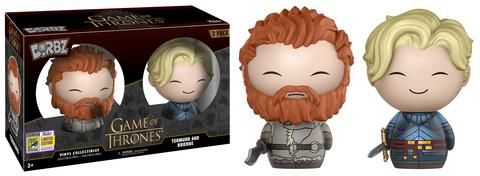 Our final wave of SDCC reveals comes to us from HBO! Even more characters from the futuristic park and hit HBO TV series Westworld come to the world of Pop! vinyl as SDCC exclusives!Pop! Television: Westworld – MusashiPop! Television: Westworld - Robotic Dr. Ford HostOur HBO line up would not be complete without a few Game of Thrones SDCC exclusives!Pop! Game of Thrones: The Mountain (Armored)This exclusive features the fearsome warrior The Mountain with his fists clenched and eyes wide…
