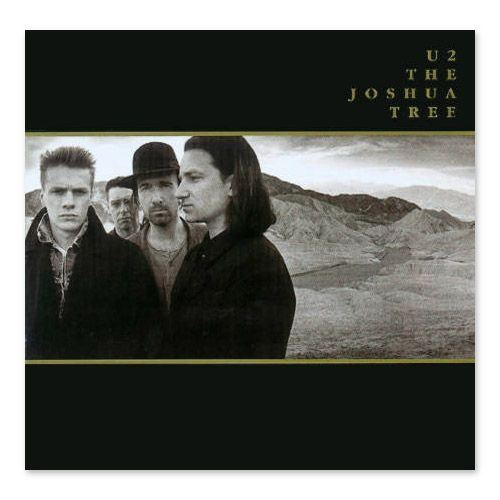 U2, The Joshua Tree - One of the Top 10 Greatest Albums