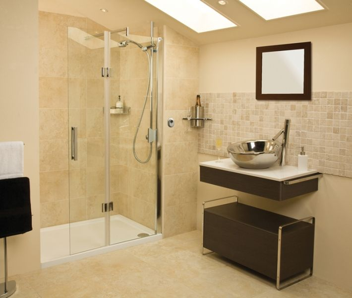 1000 images about walk in shower solutions on pinterest for Walk in shower tray