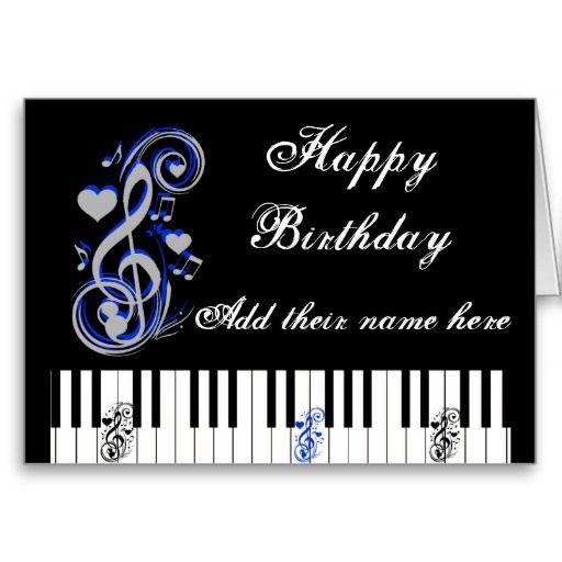 Happy Birthday_ Greeting Card Birthday Card Where You Can