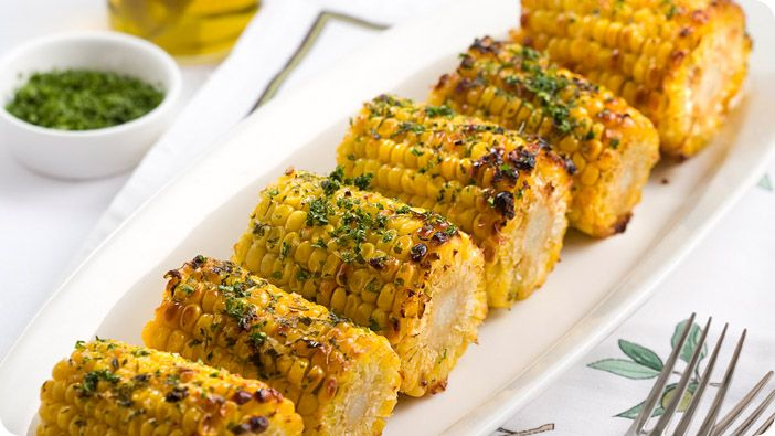 Corn on the Cob... I love summertime grilling!
