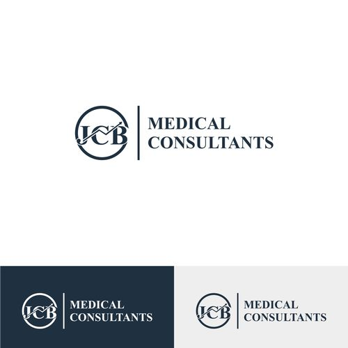 JCB Medical Consultants 鈥?20Create a Professional Logo for a Medical Consulting Company