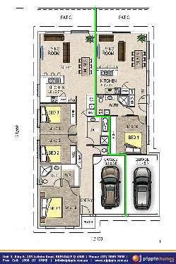 Grace 1 Floor Plan