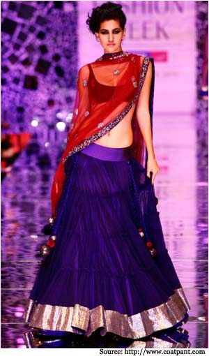 Great collection of Manish Malhotra #Lehengas